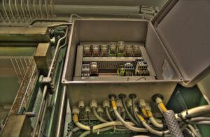 Bulkhead doors automation system