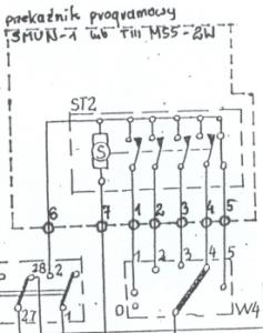 Incofon's electronic scheme