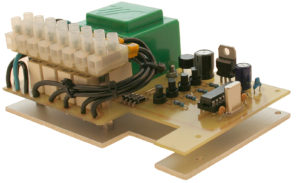 Programmable relay for the INCOFON signalling device, developed by the MAREL SERWIS company