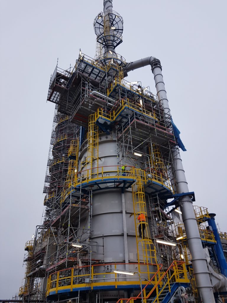 Petroleum Refinery (Lotos Group - Poland)