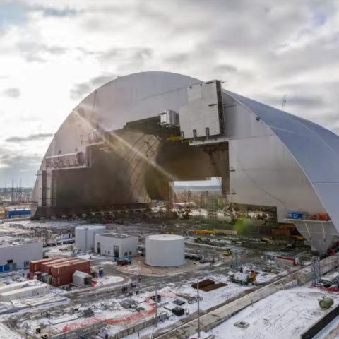 Novarka (Pripyat, ex Chernobyl nuclear power plant)