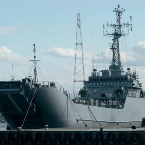 Modernizacja okrętu ORP Poznań